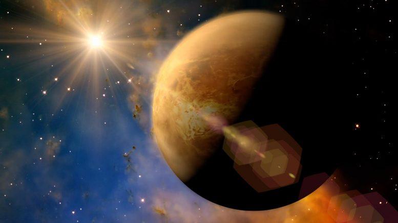 كل ما تود معرفته عن وجود الحياة على كوكب الزهرة - وجود الحياة في المجموعة الشمسية خراج كوكب الأرض - الغاز في غيوم كوكب الزهرة