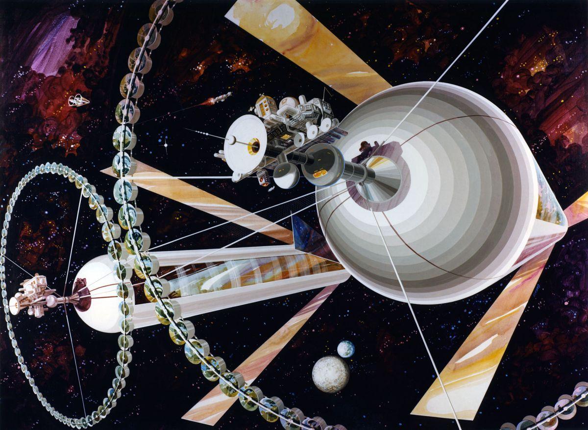 قمر صناعي عملاق يدور حول القزم سيريس قد يكون موطنًا مستقبليًا للبشر - استعمار كواكب خارج حدود المجموعة الشمسية - الكوكب القزم سيريس