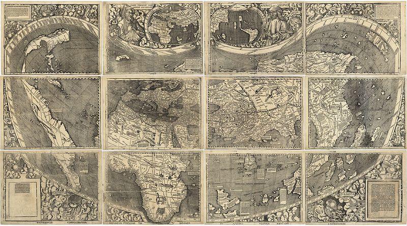 لماذا لم يسمَ العالم الجديد باسم كولومبوس وسمي باسم أميريكو؟