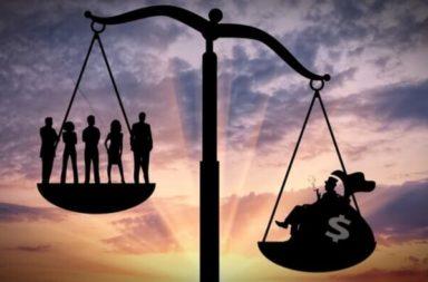ما هو التفاوت الاقتصادي - التباين بين الأفراد في الدخل والثروة - الفروق المالية الهائلة في دخل الأفراد - زيادة الثروة العالمية - ارتفاع المستوى المعيشي
