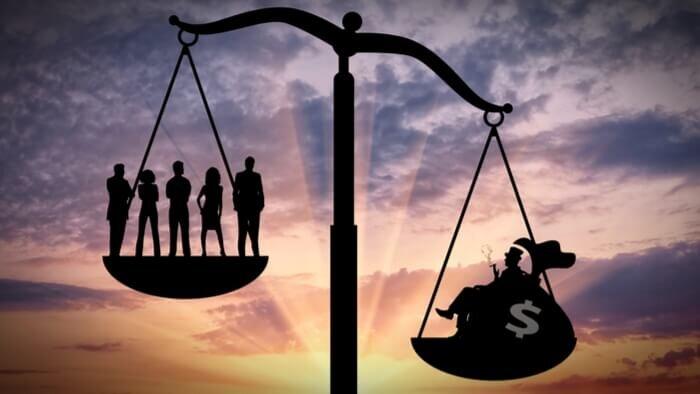 ما هو التفاوت الاقتصادي؟