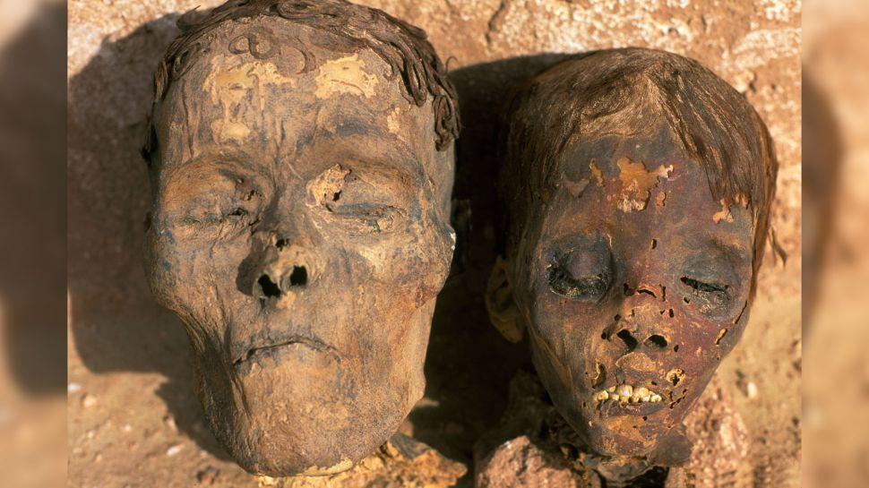 مومياء عمرها 4000 عام تُظهر علامات أمراض القلب