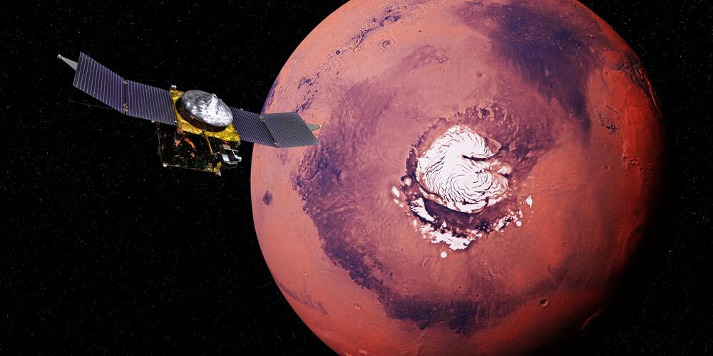 مسبار المريخ الإماراتي.. الأول عربيًا