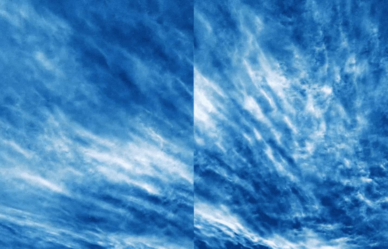 التقطت ناسا بيانات لنوع نادر من السحب في الغلاف الجوي للأرض
