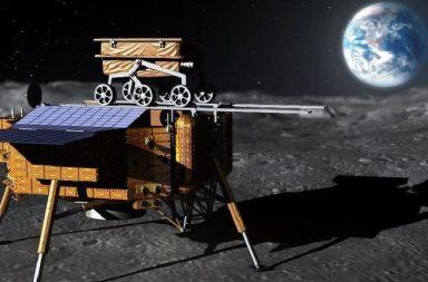 وجدت العربة القمرية الصينية صخورًا غريبة على الجانب الآخر من القمر - العربة القمرية الصينية Yutu-2 - جسيمات الغبار الفضائي وتغيرات درجات الحرارة