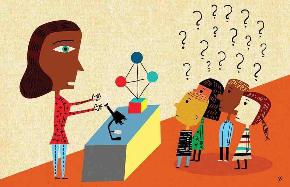 ما هي العقبات التي تواجهنا في دراسة العلوم ؟