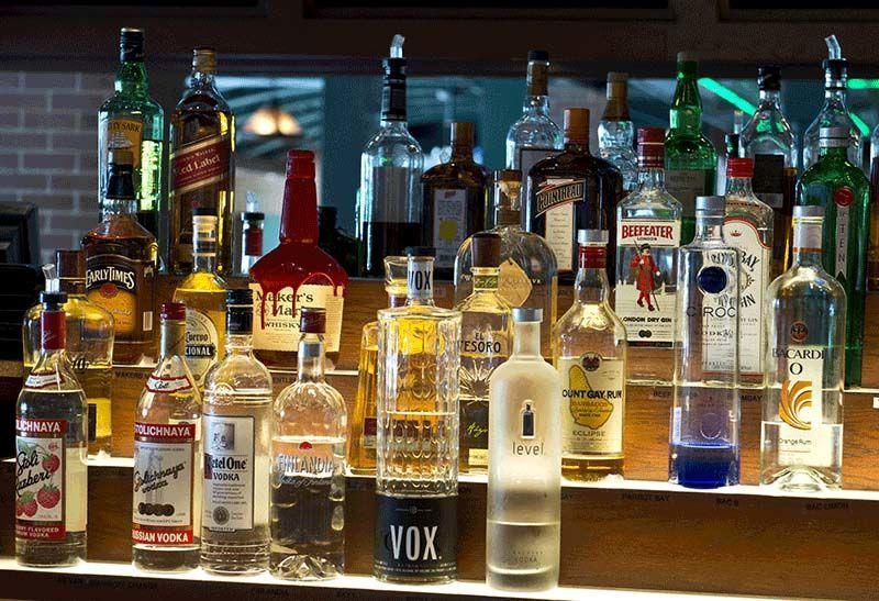 الكحول يدمر الحمض النووي وهذا هو الدليل