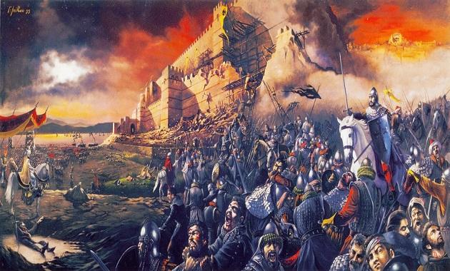 كل ما تود معرفته عن سقوط القسطنطينية