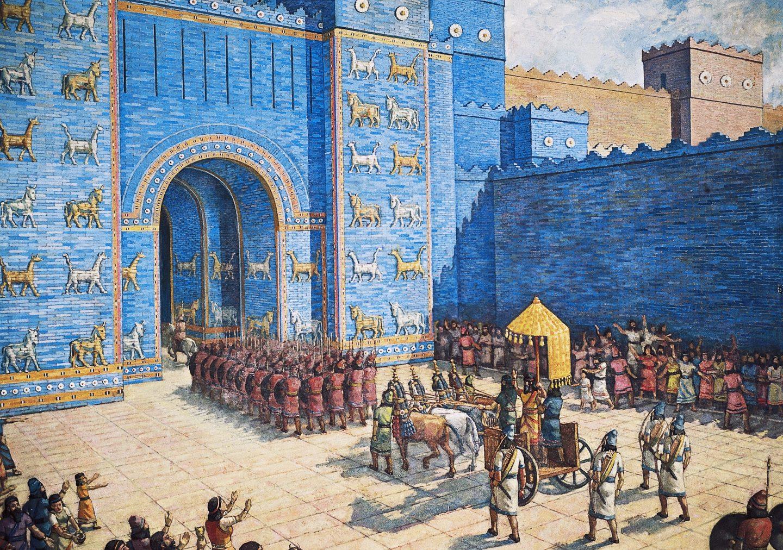 بابل.. قصة مملكة من النهوض حتى الاندثار
