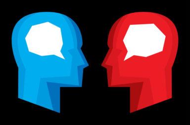 لماذا تحتدم المناقشات السياسية - احتدام الجدال وقت المناقشات السياسية - مناطق في الدماغ مرتبطة بالهوية الشخصية والعواطف والاستجابة للخطر - الجدالات السياسية