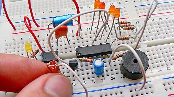 أساسيات الكهرباء: المقاومة الكهربائية والملف الكهربائي والسعة الكهربائية