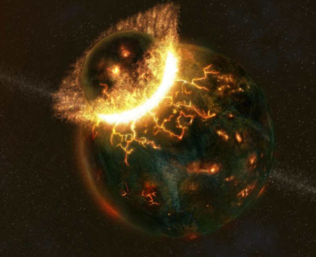 قد يكون القمر أصغر عمرًا بملايين السنين مما اعتقدنا
