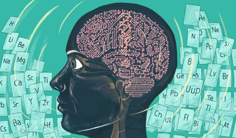 ذكاء اصطناعي يعيد اختراع الجدول الدوريّ بنفسه