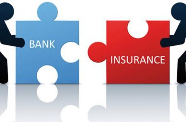 ما الفرق بين شركات التأمين والمصارف - المصارف وشركات التأمين مؤسسات مالية - الوساطة المالية بين المدخرين الذين يودعون المال في المصرف والمستثمرين
