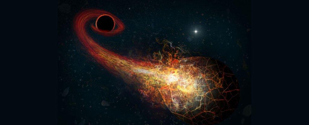 خلل في النجوم النابضة قد يكون دليلًا على جزيئات المادة المظلمة