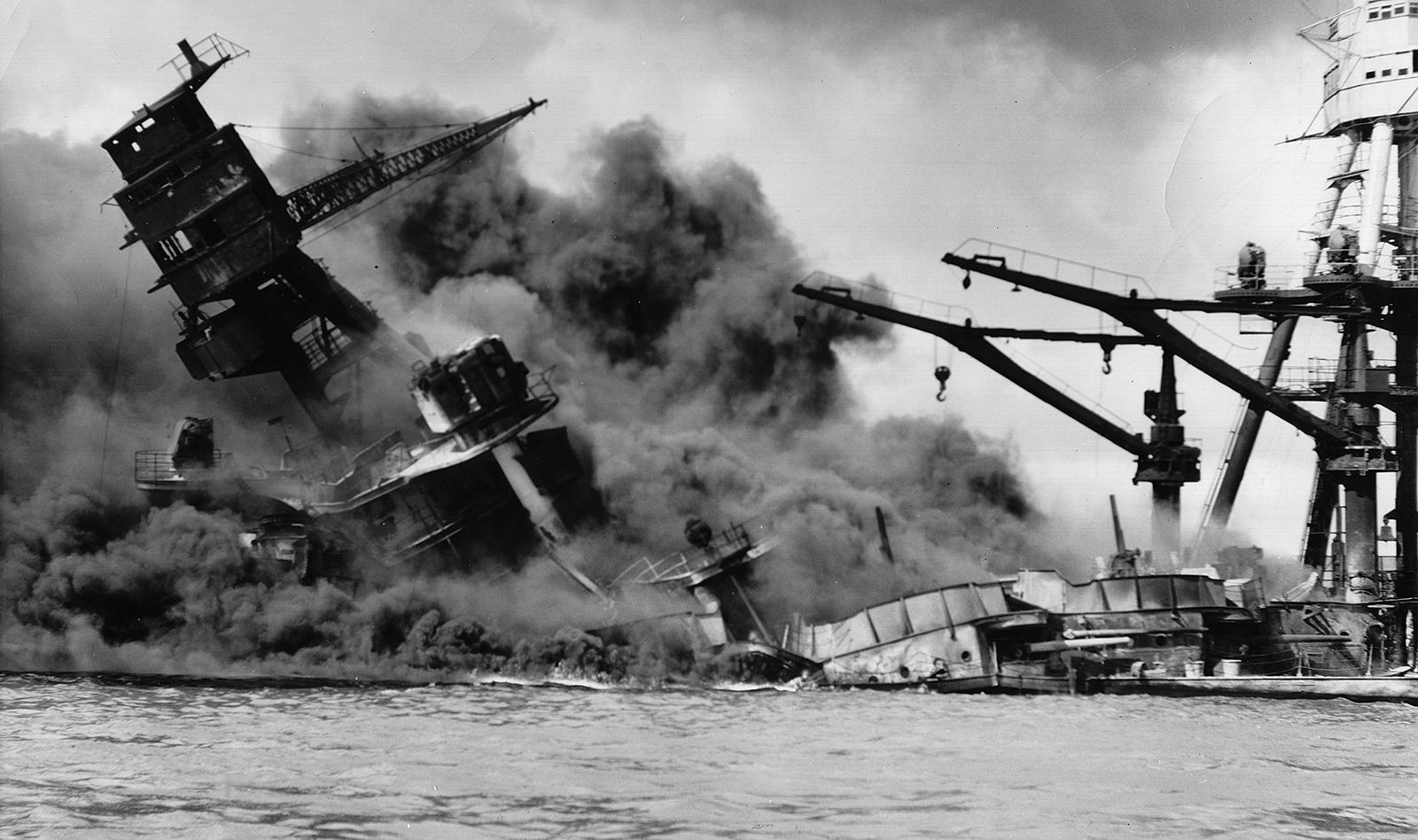 لماذا هاجمت اليابان بيرل هاربر؟ - بداية التوتر بين أمريكا واليابان بعد الحرب العالمية الأولى - هجوم بيرل هاربر خلال الحرب العالمية الثانية