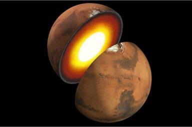 مسبار إنسايت التابع لناسا يحدد البنية الداخلية لكوكب المريخ - مسبار ناسا الفضائي إنسايت الذي أطلقه الباحثون بهدف استشعار الزلازل على الكوكب الأحمر