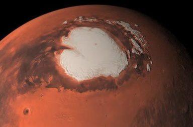 تفسير جديد للبحيرات الجوفية على المريخ: ليست بحيرات مياه! - عينة من الأدلة الوفيرة على وجود المياه السائلة في القطب الجنوبي