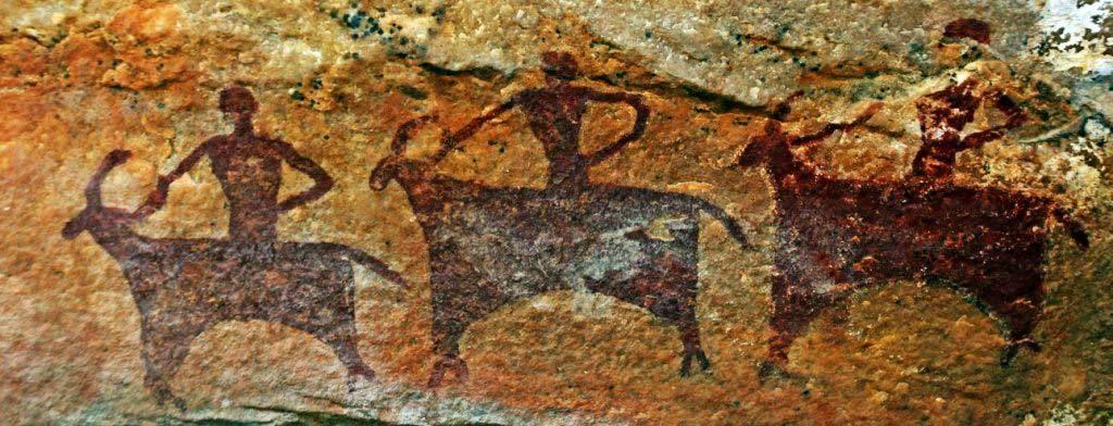 من قام برسم رسوم الكهوف في العصر الحجري؟