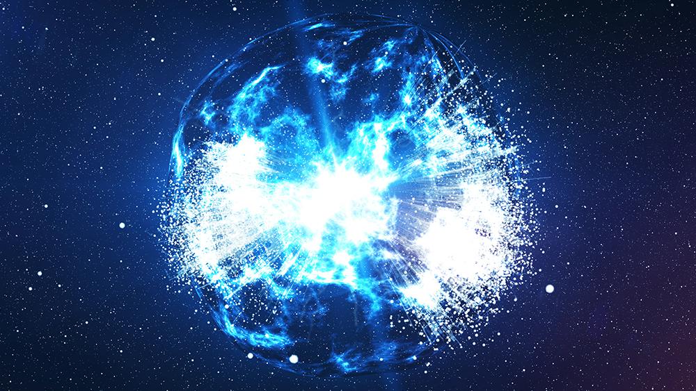 ولادة نظرية الانفجار الكبير