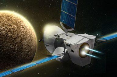 محرك أيوني أسطواني سيزود بعثة ناسا بالطاقة اللازمة لإعادة توجيه كويكب - مكافحة فيروس كورونا المستجد - اختبار محرك الزينون التطوري