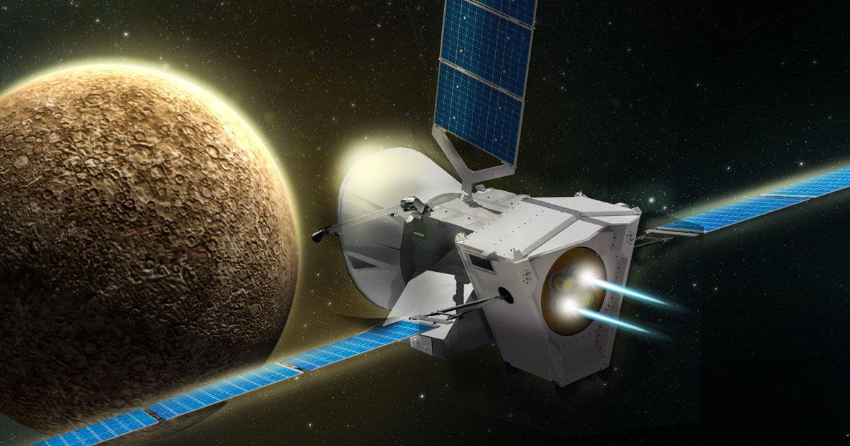 محرك أيوني أسطواني سيزود بعثة ناسا بالطاقة اللازمة لإعادة توجيه كويكب