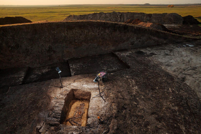 عظام في كهف بلغاري تمثل الدليل الأقدم على وجود الإنسان الحديث في أوروبا