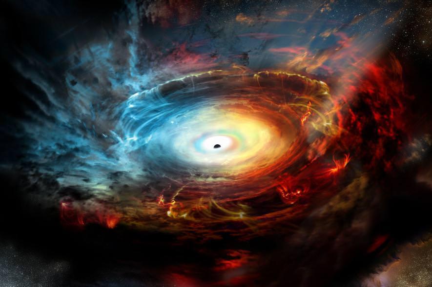 هل يحوي مركز مجرتنا ثقبًا أسود آخر؟