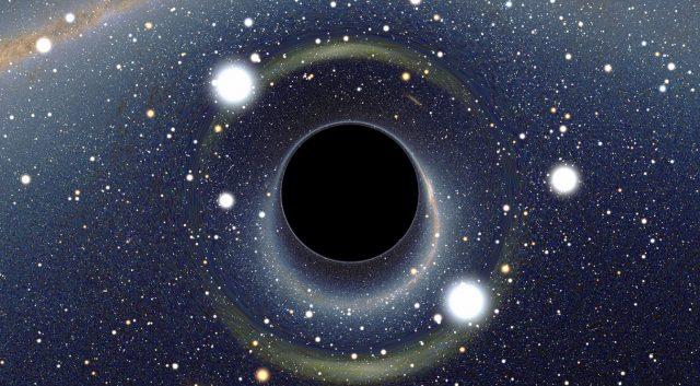 فيزيائيون يرصدون ثقب أسود وجوده مستحيل