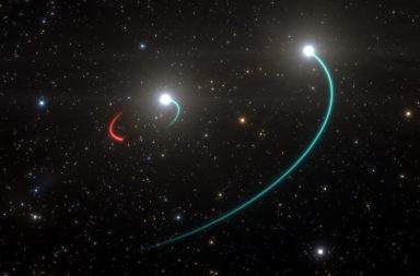 اكتشاف أقرب ثقب أسود للأرض.. ولحسن الحظ أنه صغير للغاية - اكتشاف العلماء أقرب ثقب أسود مرشح لكوكب الأرض - كوكبة وحيد القرن