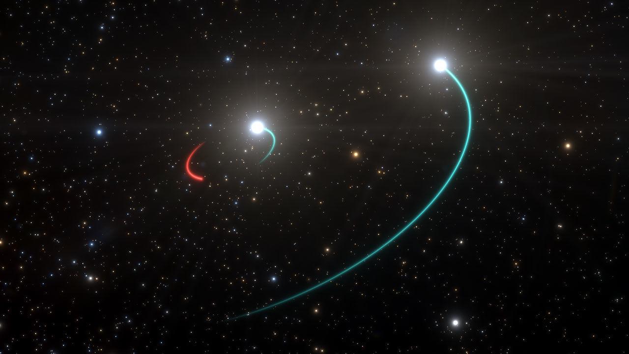 اكتشاف أقرب ثقب أسود للأرض.. ولحسن الحظ أنه صغير للغاية