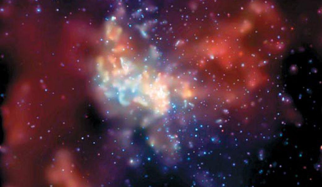 اكتشاف سرب كامل من الثقوب السوداء تتحرك عبر مجرة درب التبانة