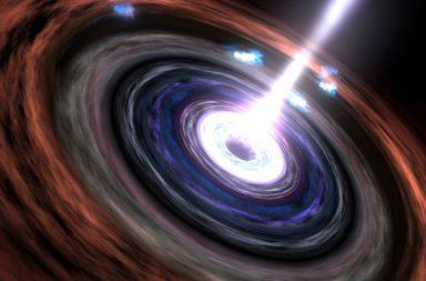 في فجر التاريخ، ربما انتشرت الثقوب السوداء فائقة الكتلة في أنحاء الكون - وجدت هذه الثقوب السوداء بعد 900 مليون عام فقط من الانفجار العظيم - البلازارات