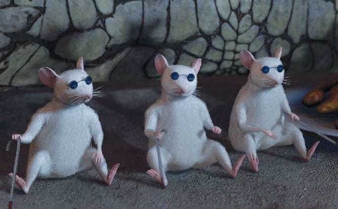 العلاج الجيني عبر إضافة جين واحد أعاد الرؤية لفئران تعاني من العمى