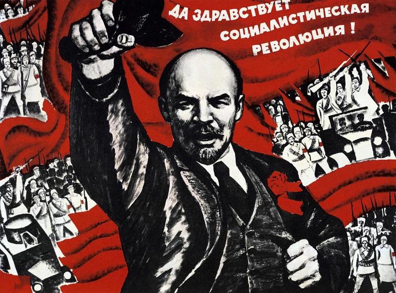 هل كانت الحرب العالمية الأولى هي ما أشعل فتيل الثورة البلشفية؟
