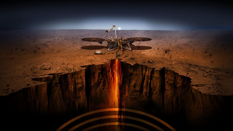هل توجد الحياة عميقًا تحت سطح المريخ؟