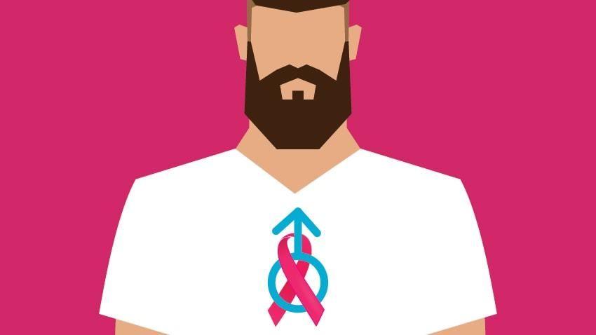 سرطان الثدي عند الرجال: الأسباب والأعراض والتشخيص والعلاج
