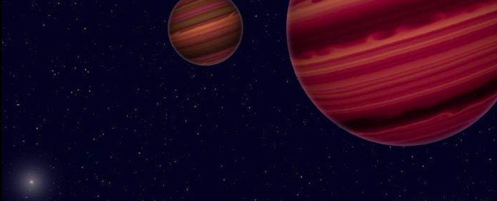 قد اكتشفنا للتو جسمين هائلين يتحدّيان فهمنا للتطور النجمي