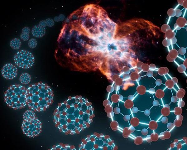 كيف نتعرف على كيمياء الأجسام في الفضاء؟