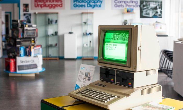 تاريخ الحواسيب: نبذة مختصرة