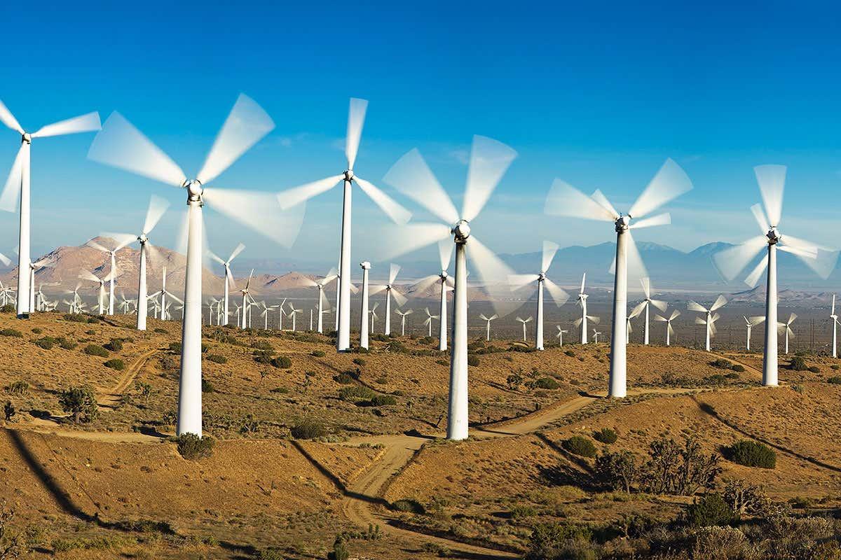 أوروبا قادرة على تزويد العالم كله بالطاقة من خلال طاقة الرياح في مزارعها