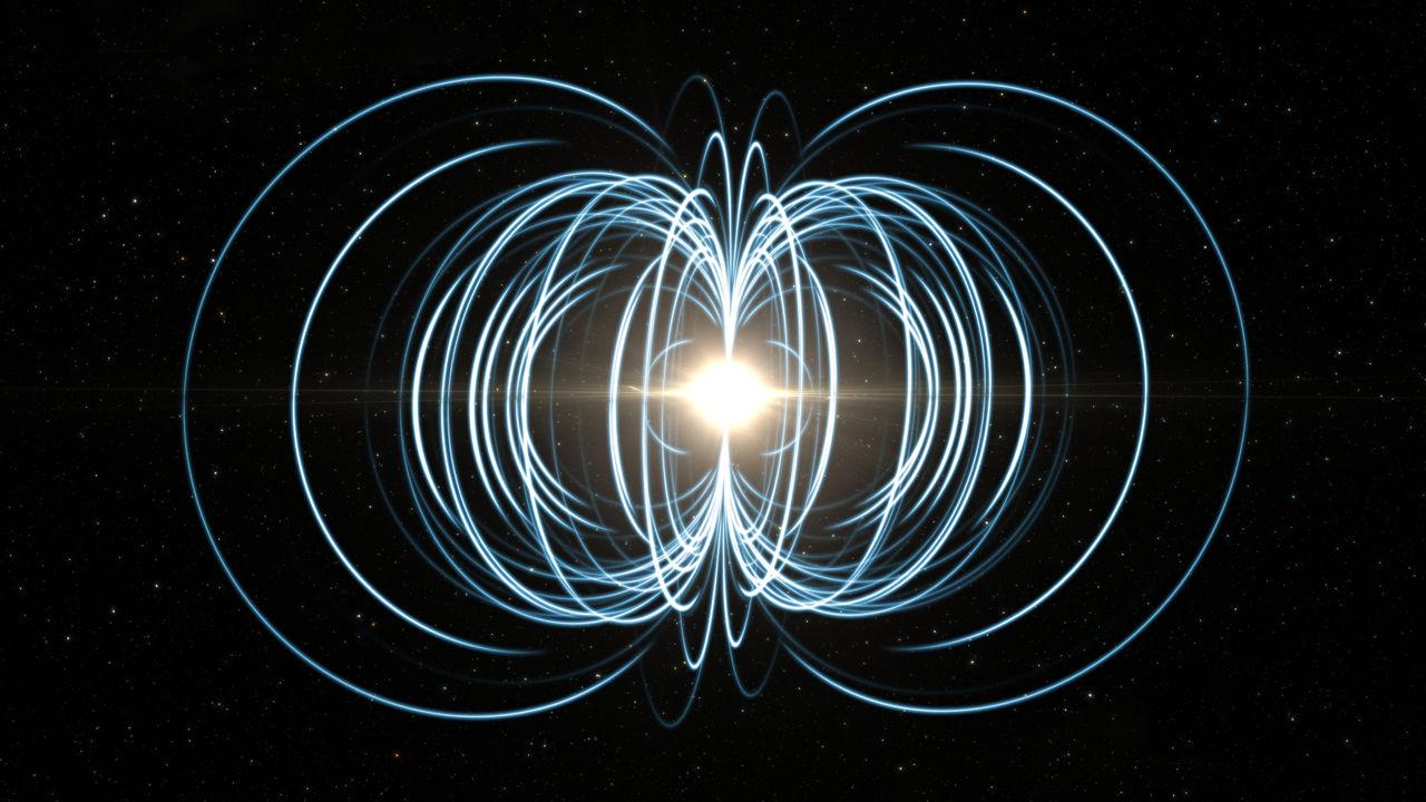 الإشارات المغناطيسية الغريبة تدفعنا لإعادة التفكير في الاندفاعات الراديوية السريعة