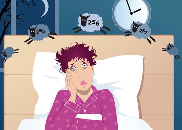 لا تستطيع النوم؟ جرب هذه الأساليب الفعالة لنوم هادئ - قلة النوم - الأرق - عدم الشعور بالنعاس - الاستغراق في نوم عميق - استجابة الاسترخاء