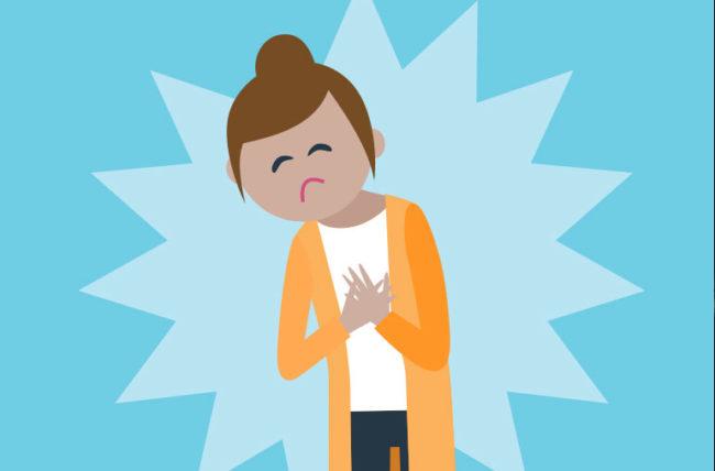 ما أسباب ألم الصدر في أثناء التنفس؟