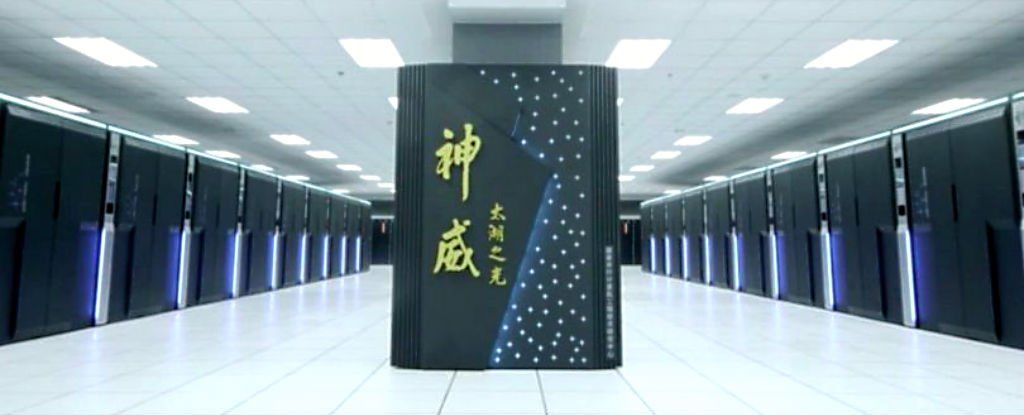 الصين تزعم بناءها اول كومبيوتر من فئة ال Exascale