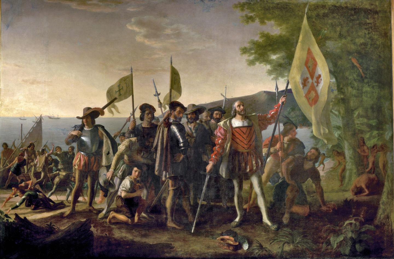 الاستعمار الأوروبي للأمريكتين