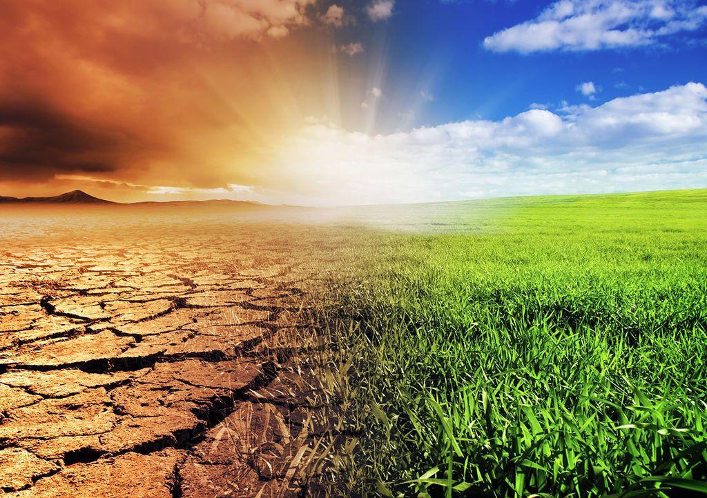 ما الفرق بين الاحتباس الحراري و التغير المناخي ؟