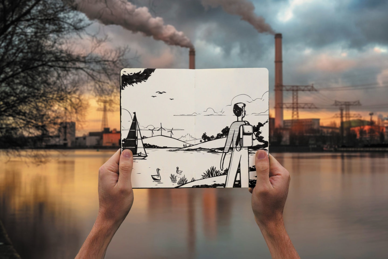الطاقة المتجددة أفضل من الطاقة النووية في خفض انبعاثات الكربون