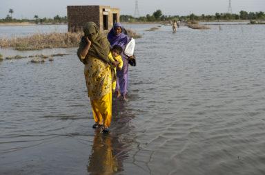 آثار التغير المناخي