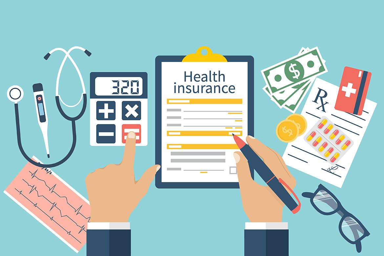 كم تبلغ تكلفة التأمين الصحي في الولايات المتحدة الأميركية - الخطة التأمينية المختارة - منظمات الحفاظ على الصحة - التغطية التأمينية المقدمة للعاملين